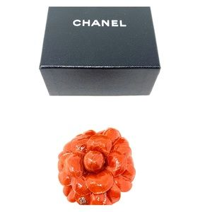 Chanel Camellia Brooch!
